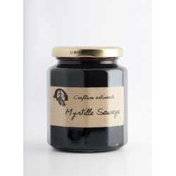 Pot 330g Confiture de Myrtille