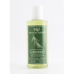 Olive oil shower gel Bottle 200 ml