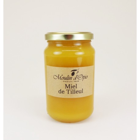 Lime tree Honey Glass jar of 500 g