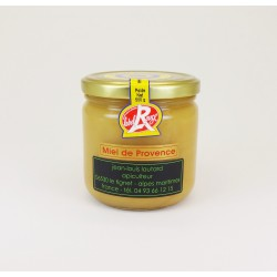 Mountain Honey Glass jar of 500 g