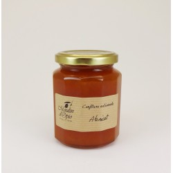 Apricot Jam Glass jar of 330 g