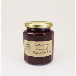 Strawberry & Wild Strawberry Jam 330 g