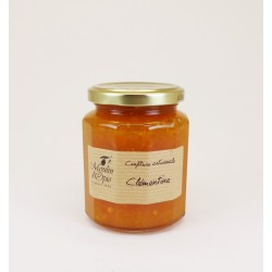 Clementine Jam Glass jar of 330 g