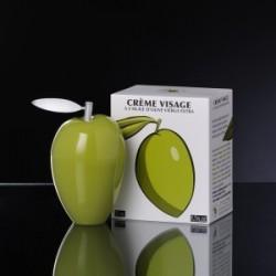 Crème visage à l'huile d'olive vierge extra 50ml