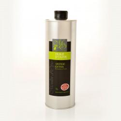 Bidon 1 L Huile d'Olive Vierge Extra Douce