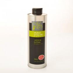 Bidon 50cl Huile d'Olive Vierge Extra Douce