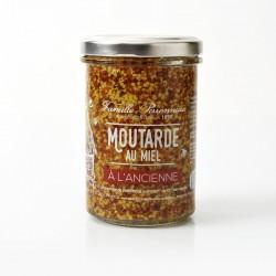 Grain Mustard with Honey 200 g