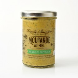 Mustard with herbs of Provence & Honey 200 g