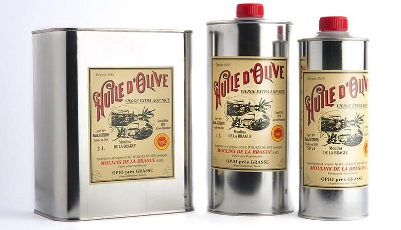Huile d'olives 2