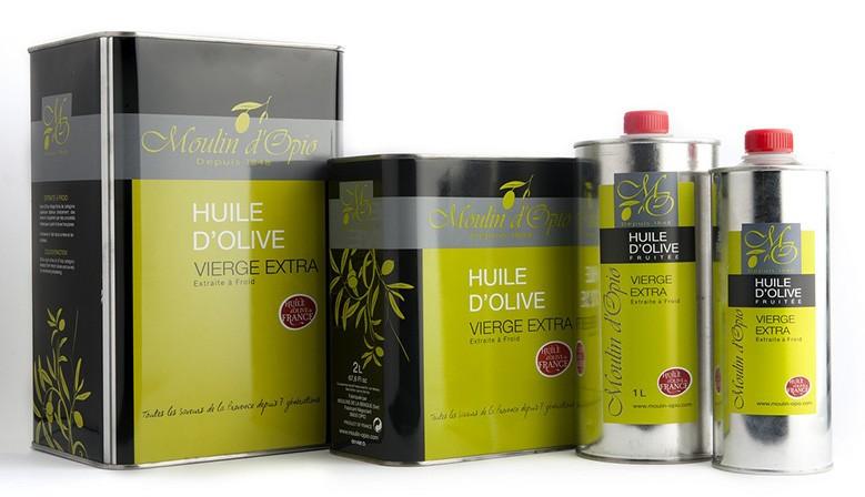Huile d'olives 3