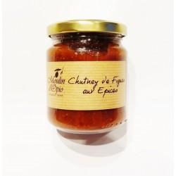 Chutney de Figues aux épices 220g