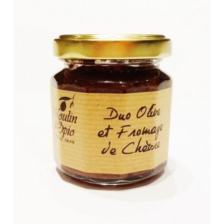 Duo Olive & Fromage de Chèvre 100g