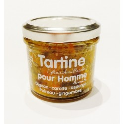 Tartine pour Homme 110g