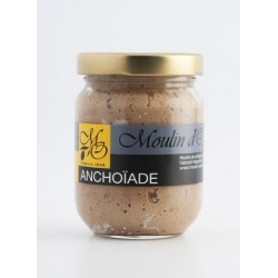 Anchoiade (anchovy paste) Glass jar of 90 g