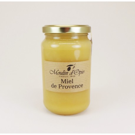 Provence Honey Glass jar of 500 g