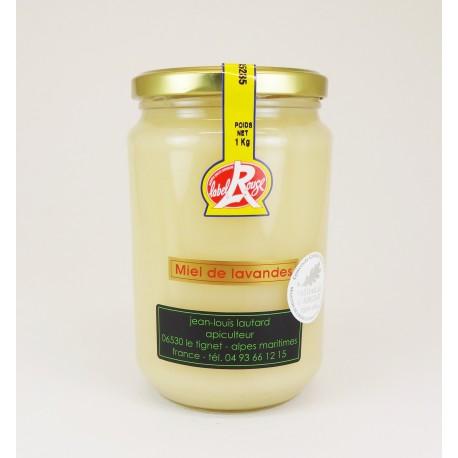 Lavender Honey bucket of 1 kg