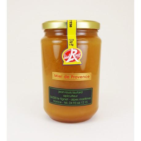 Mountain Honey bucket of 1 kg