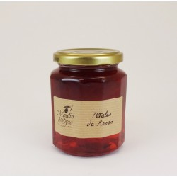 Rose Petal Jam Glass jar of 330 g