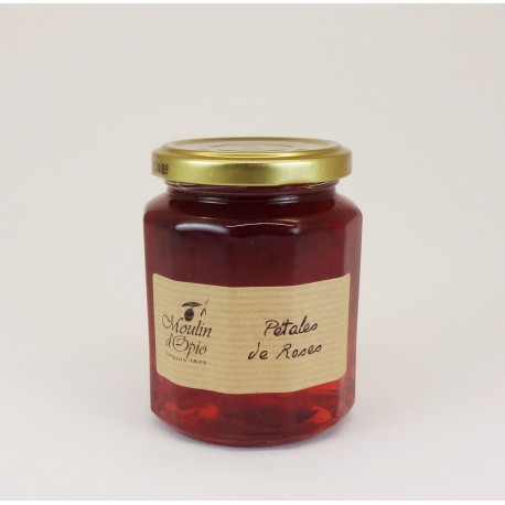 Rose Petal Jam Glass jar of 330 g