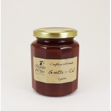 """Gratte-cul"" (Eglantine) Jam Glass jar of 330 g"