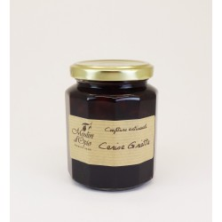 Griotte Cherry Jam Glass jar of 330 g