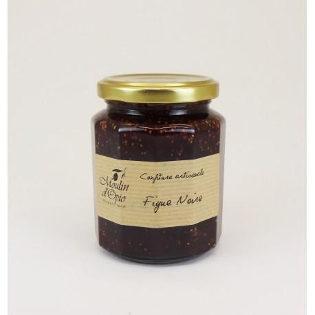 Black Fig Jam Glass jar of 330 g