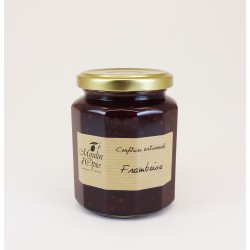 Raspberry Jam Glass jar of 330 g