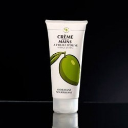 HAND CREAM Olive Oil 3.4 FL.OZ