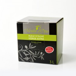 5L (169Fl.oz) Can Mild Olive Oil