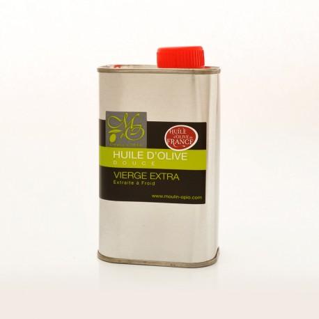 50cl (16.9Fl.oz) Can Mild Olive Oil