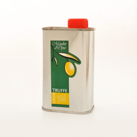Olive Oil aromatized with Truffle 25 cl
