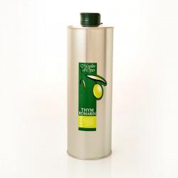 Bidon 1L Huile d'olive au Thym et Romarin