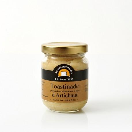 Toastinade d'Artichauts