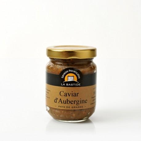 Caviar d'Aubergines 90g