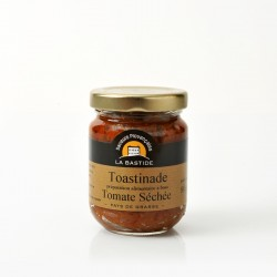 Toastinade de Tomates séchées 90g