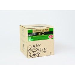 Bidon 2L Huile d'Olive Vierge Extra BIO